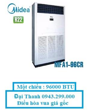 Điều-hòa-tủ-đứng-Midea-96.000BTU-1-chiều-gas-R22-MFA1-96CR