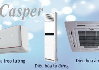Có nên mua điều hòa Casper không?