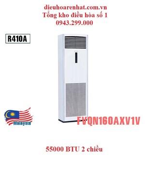 Điều hòa cây Daikin 55000BTU 2 chiều FVQN160AXV1V