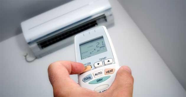 Cách chỉnh chế độ nóng điều hòa Funiki