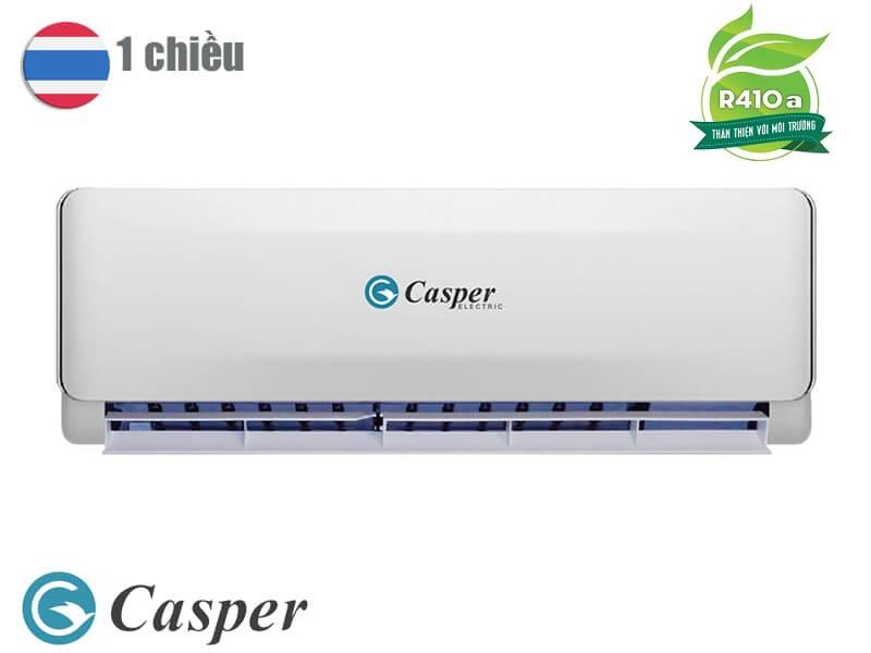 Giá điều hòa Casper 1 chiều 18000btu