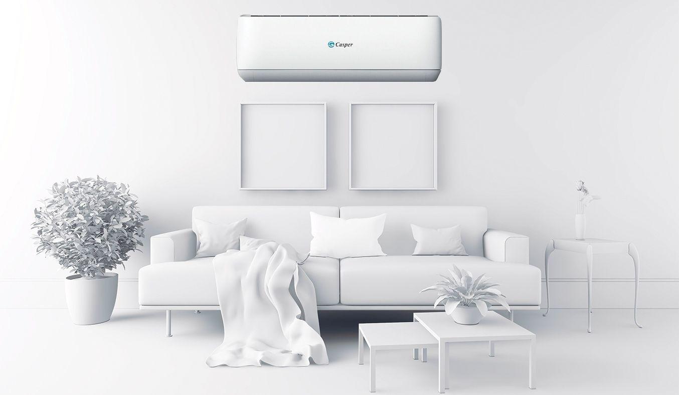 Giá máy lạnh Casper Inverter