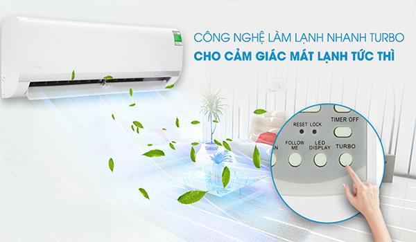 Máy lạnh media của nước nào?