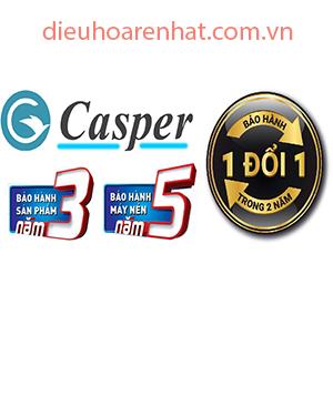 Bảng báo giá điều hòa Casper