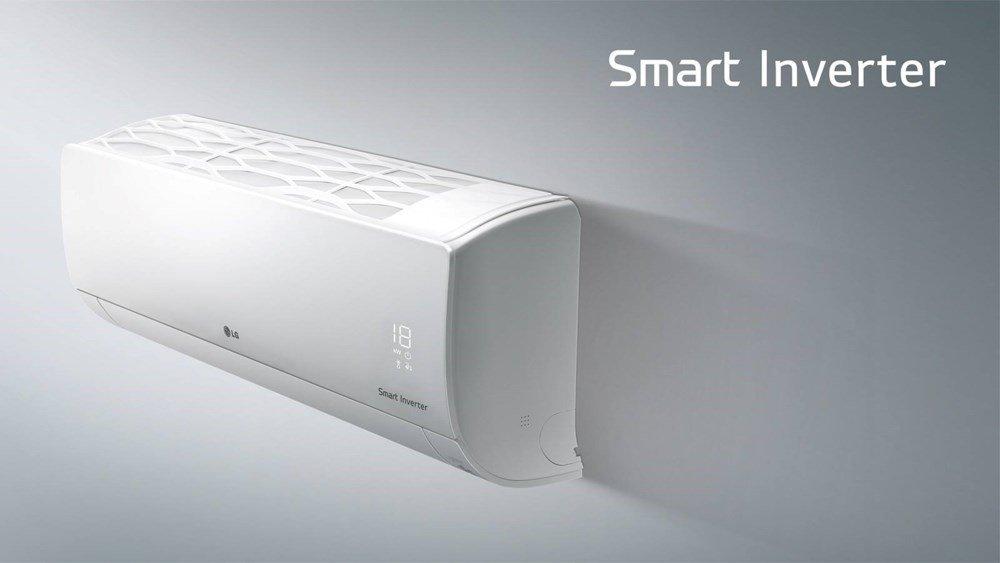 Điều hòa LG smart inverter