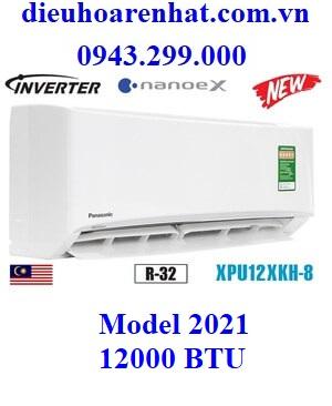 Điều hòa Panasonic 12000 BTU 1 chiều inverter XPU12XKH-8