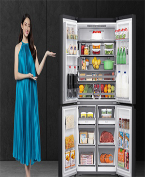 Hình ảnh tủ lạnh casper