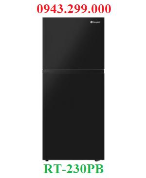 Tủ lạnh Casper 2 cửa ngăn đông trên 218 lít inverter RT-230PB
