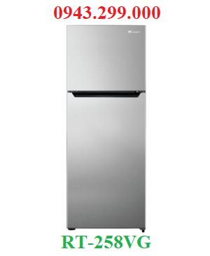 Tủ lạnh Casper 2 cửa ngăn đông trên 240 lít inverter RT-258VG