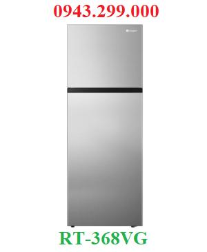 Tủ lạnh Casper 2 cửa ngăn đông trên 337 lít inverter RT-368VG