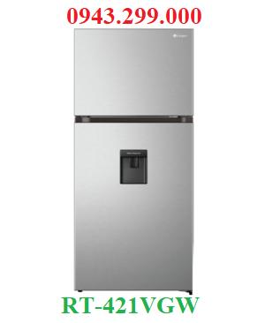 Tủ lạnh Casper 2 cửa ngăn đông trên 404 lít inverter RT-421VGW