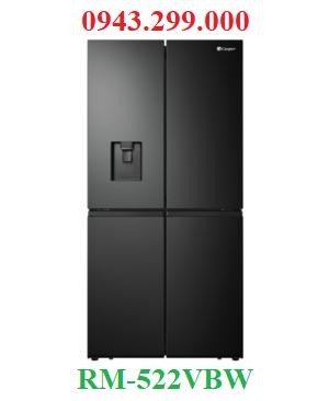 Tủ lạnh Casper 4 cửa 463 lít inverter RM-522VBW