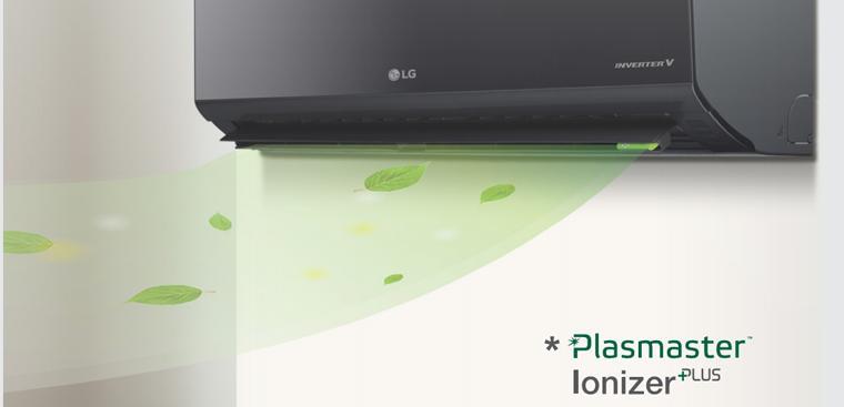 Tần số máy lạnh LG