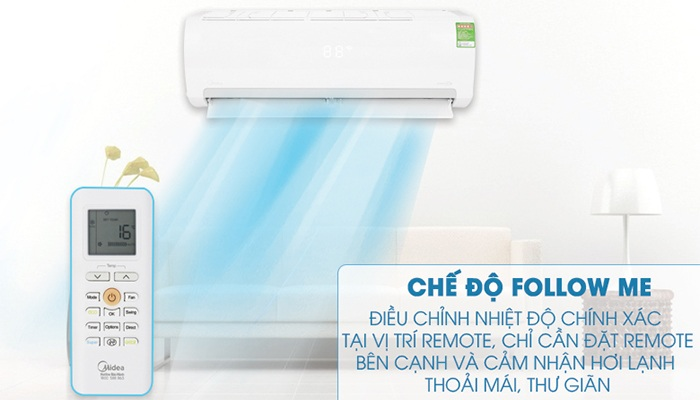 so sánh máy lạnh midea và điều hòa gree