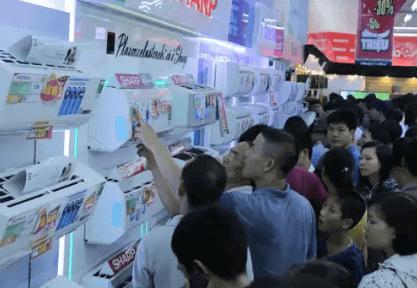 So sánh máy lạnh Nagakawa với Daikin
