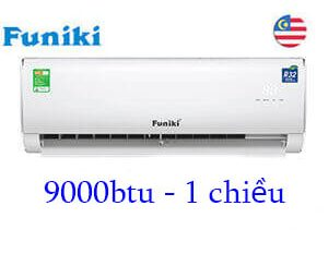 Vì sao điều hòa funiki 9000 1 chiều được nhiều khách hàng tin dùng