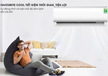 máy lạnh Midea inverter MSAG-13CRDN8 là dòng điều hòa giá rẻ