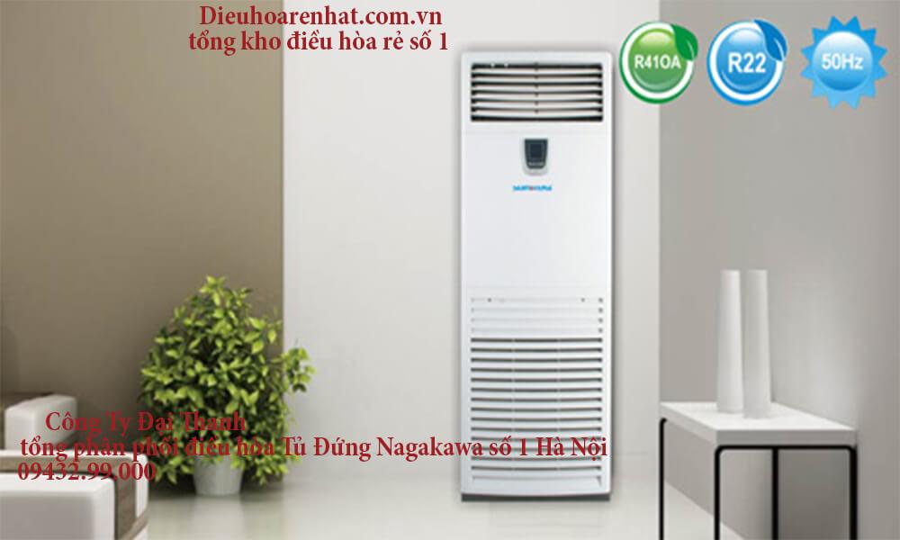 máy lạnh nagakawa có mùi hơi gas