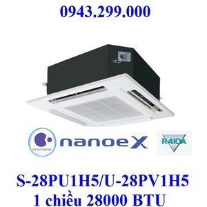 Điều hòa âm trần Panasonic 28000BTU U-28PV1H5/S-28PU1H5Điều hòa âm trần Panasonic 28000BTU U-28PV1H5/S-28PU1H5