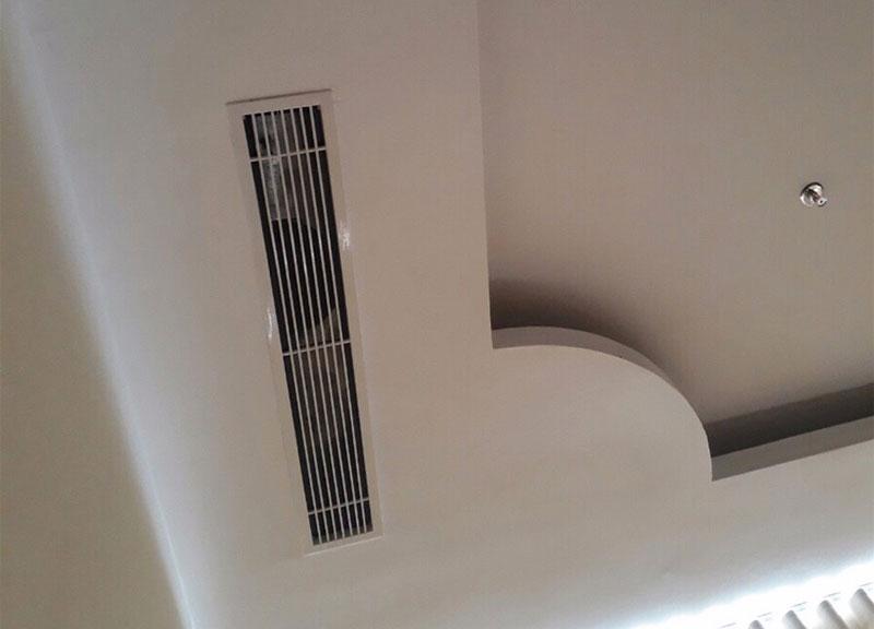 Điều hoà âm trần nối ống gió là gì