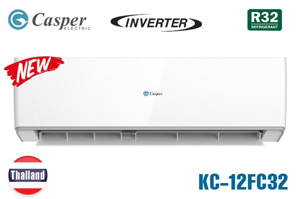 Máy lạnh casper 1.5hp Kc-12FC32