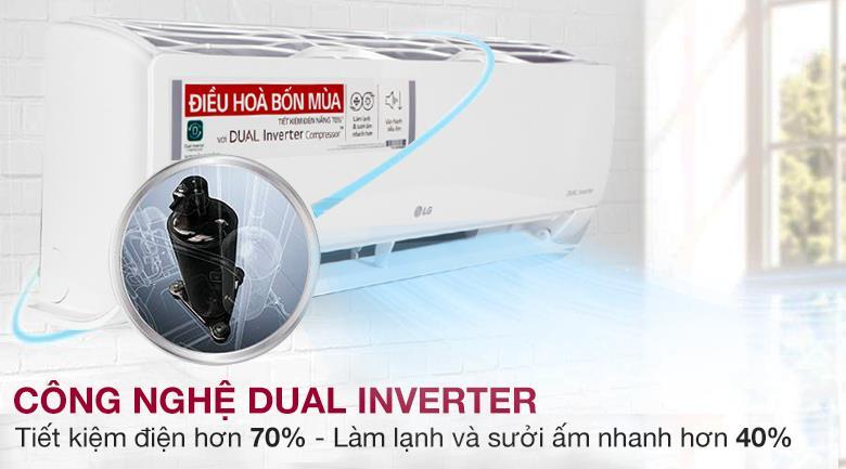 điều hòa lg inverter có đáng mua không?