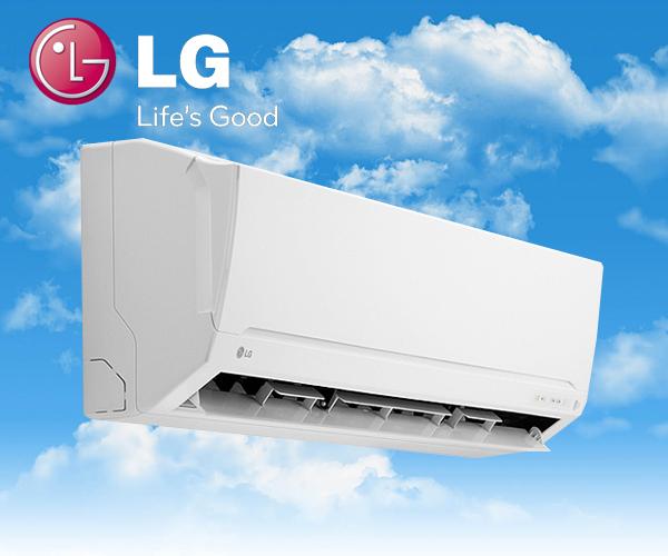 Điều hòa LG smart inverter mới có tính năng đuổi muỗi và tiết kiệm điện