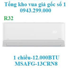 Điều Hòa Midea 1 Chiều 12.000BTU MSAFG-13CRN8