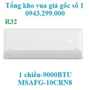 Điều Hòa Midea 1 Chiều 9000BTU MSAFG-10CRN8