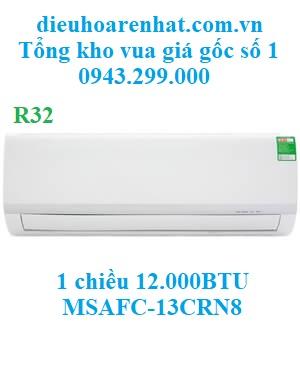 Điều Hòa Midea MSAFC-13CRN8 1 Chiều 12.000 BTU