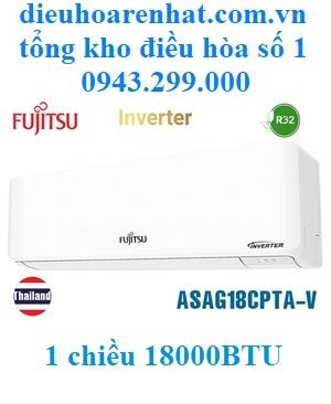 điều hòa fujitsu ASAG18CPTA-V