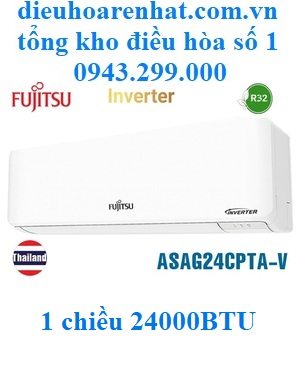 điều hòa fujitsu ASAG24CPTA-V