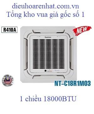 Điều hòa Nagakawa âm trần NT-C18R1M03 18000BTU 1 chiều
