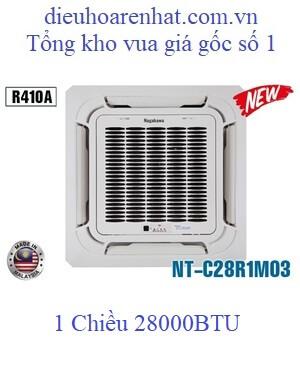Điều hòa Nagakawa âm trần NT-C28R1M03 28000BTU 1 chiều
