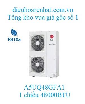 Điều hòa multi LG 1 chiều 48.000BTU A5UQ48GFA1