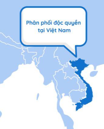 Dairry được đăng ký bảo hộ tại Hàn Quốc, và được phân phối độc quyền tại Việt Nam