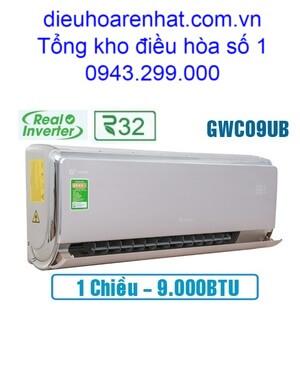 Điều hòa 1 chiều Gree inverter 9.000BTU GWC09UB-S6D9A4A