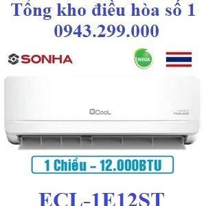 Điều hòa EcooL 12000BTU 1 chiều ECL-1E12ST