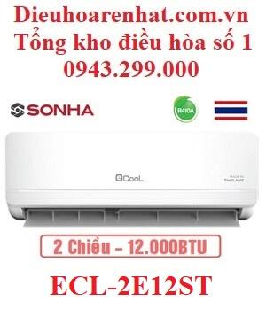 Điều hòa EcooL 12000BTU 2 chiều ECL-2E12ST
