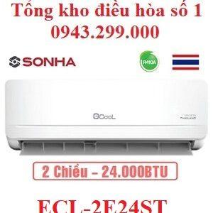 Điều hòa EcooL 24000BTU 2 chiều ECL-2E24ST