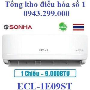 Điều hòa EcooL 9000BTU 1 chiều ECL-1E09ST