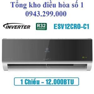 Điều hòa Electrolux 1 chiều 12000BTU inverter ESV12CRO-C1
