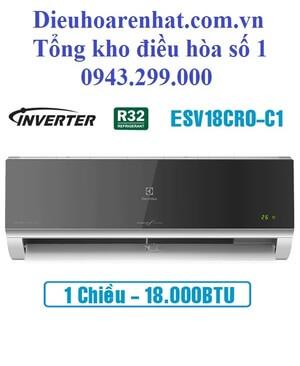 Điều hòa Electrolux 1 chiều 18000BTU inverter ESV18CRO-C1