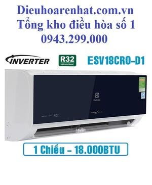 Điều hòa Electrolux 1 chiều 18000BTU inverter ESV18CRO-D1