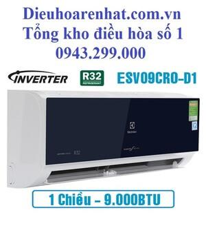 Điều hòa Electrolux 9000BTU inverter ESV09CRO-D1