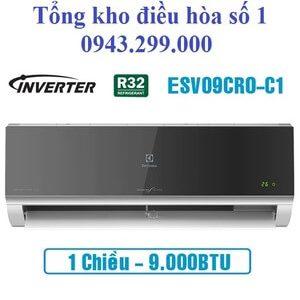 Điều hòa Electrolux 9000BTU inverter gas R32 ESV09CRO-C1