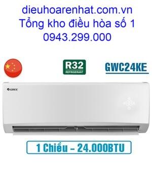 Điều hòa Gree 1 chiều 24000BTU GWC24KE-K6N0C4