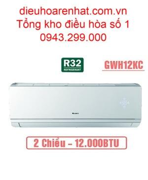 Điều hòa Gree 12000BTU 2 chiều GWH12KC-K6N0C4