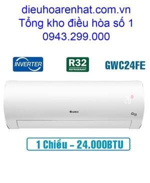 Điều hòa Gree 24.000BTU inverter 1 chiều GWC24FE-K6D0A1W