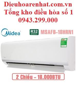 Điều hòa Midea 18000BTU 2 chiều MSAFB-18HRN1